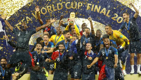 Francia vs. Croacia: análisis UNOxUNO y puntajes de los campeones del mundo. (Foto: Reuters)