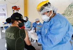 COVID-19: comenzó vacunación a trabajadores del INPE en todo el país