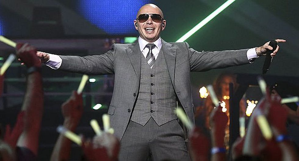 Pitbull. (Foto: Difusión)