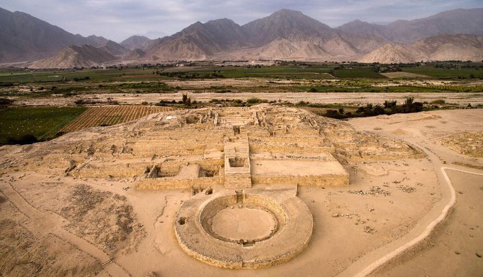Caral es considerada una de las más antiguas civilizaciones del mundo y la más antigua de América. (Foto: ZAC)