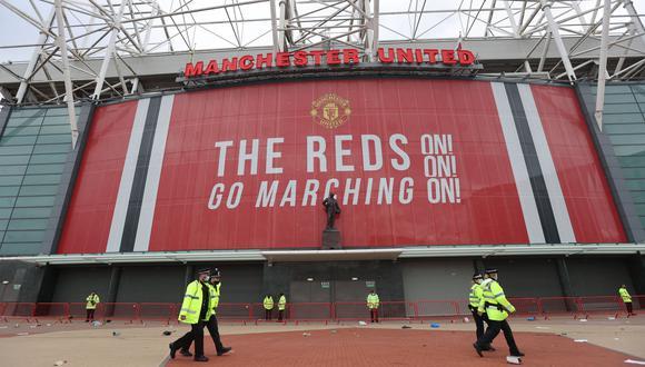 Manchester United perdió 107 millones de euros durante el año de la pandemia