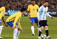 La enorme diferencia futbolística entre Argentina y Brasil