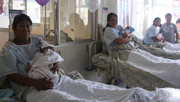 El Gobierno Regional de La Libertad indica que se ha introducido un sistema de seguimiento para los casos de gestantes con coronavirus. (Foto referencial: GEC)