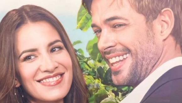 """Laura Londoño y William Levy son los protagonistas de esta nueva versión de """"Café con aroma de mujer"""" (Foto: Telemundo)"""