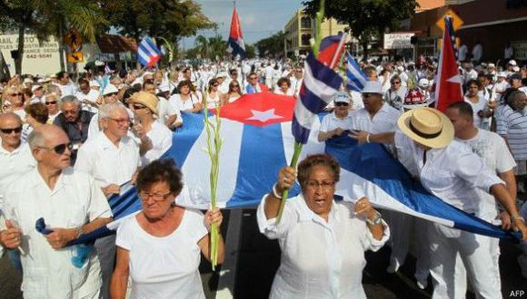 [BBC] Los cubanos que no lloran la partida de Fidel Castro