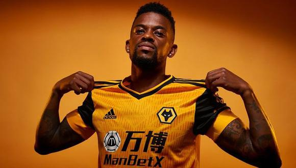 Nelson Semedo firmó por Wolverhampton hasta la temporada 2023. (Foto: Wolverhampton)