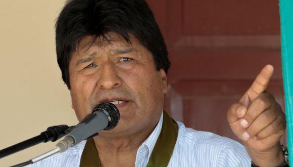 Horas antes Evo Morales había desafiado en un acto público a los gobiernos de Argentina, Brasil y Colombia a participar en la auditoría de los comicios y demostrar el supuesto fraude que se le atribuye. (Foto: Reuters)