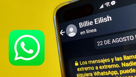¡Ya puedes ver si ese usuario que te bloqueó está en WhatsApp usando este truco! (Foto: MAG)