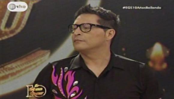 """""""El gran show"""": Carloncho bailará en el programa [VIDEO]"""