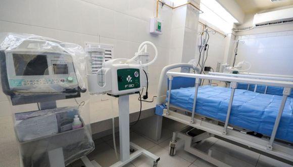 El centro hospitalario contará con ventiladores pulmonares, desfribiladores automáticos, electrocardiógrafos, entre otros. (Foto: Difusión)