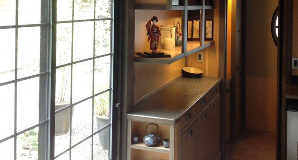 La inspiración japonesa se deja ver en las ventanas y puertas, las cuales permiten el paso de la luz natural para reducir los costos en iluminación y calefacción. (Foto: tinyhouse.heininge.com)
