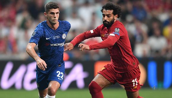Aquí, Liverpool vs. Chelsea: sigue el partido EN VIVO vía ESPN 2. (Foto: AFP)