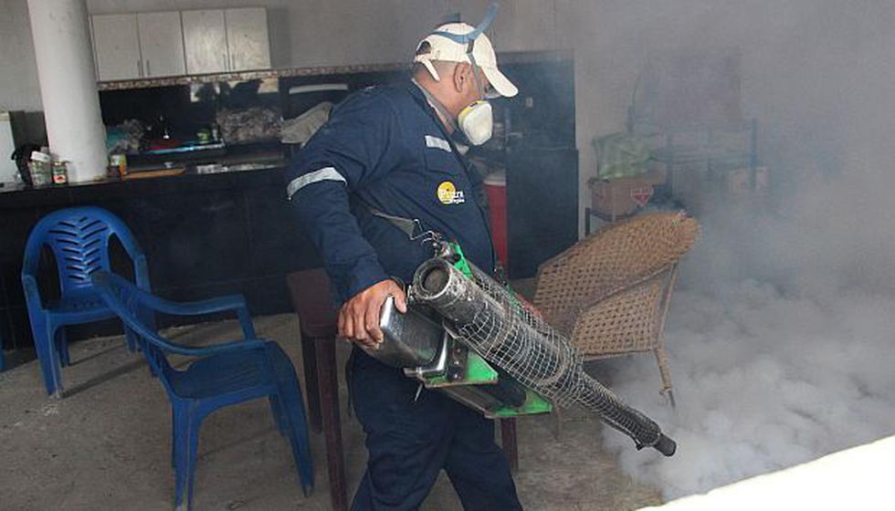 Piura: aumentan a 7 los fallecidos por dengue en la región - 2