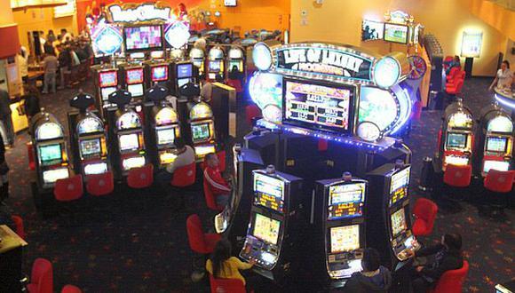 Ladrones de casino serían identificados por cámara de seguridad